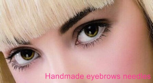 Professional Permanent Makeup Manual Pen 3D Eyebrow Embroidery Handmade Tattoo Microblading Pen