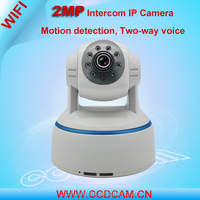 Onvif Full HD 2 Megapixel PTZ Wifi IP Camera Speaker Microphone Baby Monitor 1080P 360 Degree CCTV Wireless Camera