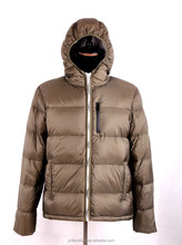 2016 latest deisng european winter coats, mens down jacket with hood for winters
