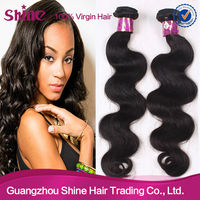 Hot sale 100% top quality Body wave hair extension