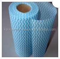 household spunlace nonwoven clean cloth towels
