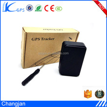 LK660 Upload Data at a Fixed Time and Location Battery Powered GPS Car Tracker For Free APP and Platform