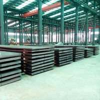 SS400Cr A36Cr Q235B Q345B hot rolled steel plate