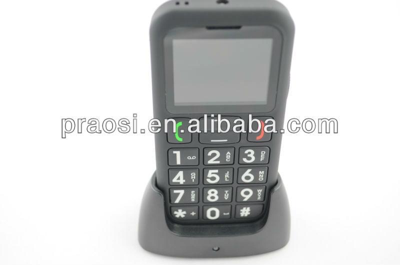 high sound volume mobile phones with big button loud speakers for old people