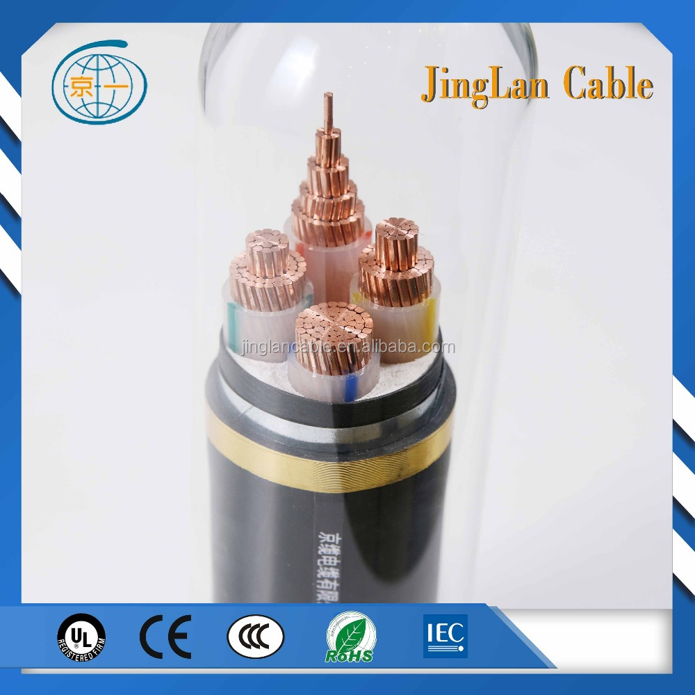 Best price IEC standard 0.6-1kv LV 240mm xlpe 4 core armoured cable