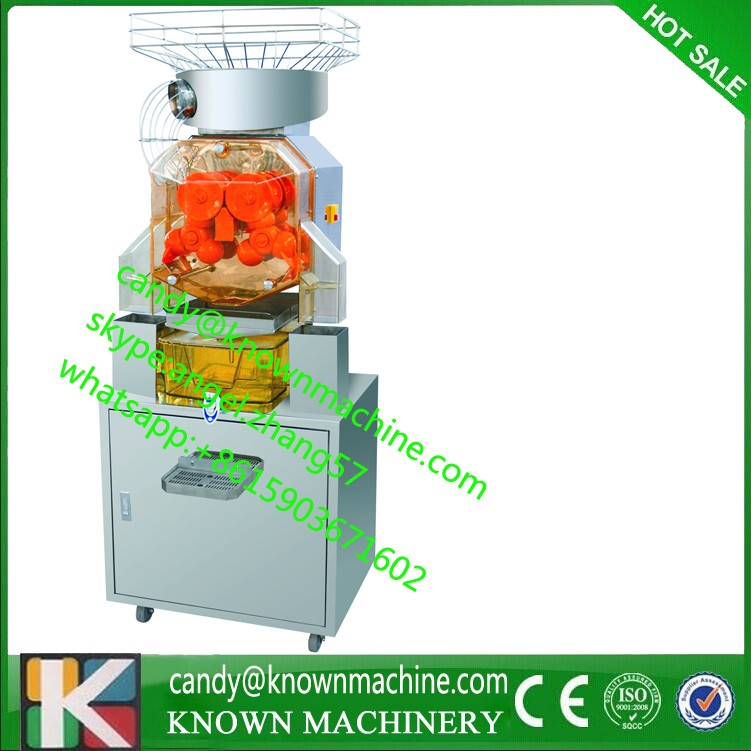 120w Automatic orange juicer machine best juicer on the market