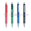 2017 new desigh novelty customized logo advertising gift metal pen