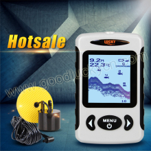 Portable Dot Matrix Fish Finder Sonar wireless fish finder