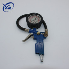 NEW product tyre inflator with in gauge aluminum digital oil portable inflation gun