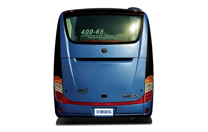 Yutong 8m ZK6838H luxury bus design