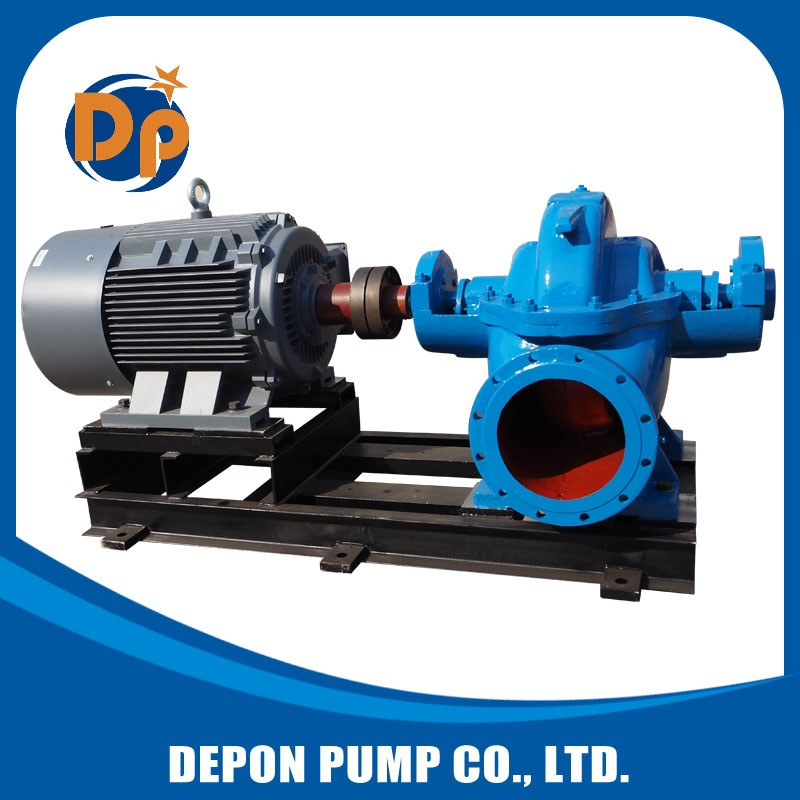 Axial Split Pumps Horizontal Opened Double-Suction Centrifugal Pumps
