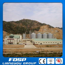 China high quality grain steel silo for corn wheat paddy rice