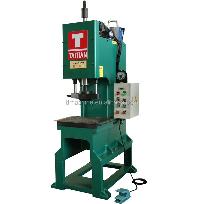 10 ton mini punch press