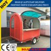 Hot sale best quality refrigerated cart fruit food cart for sale catering cart