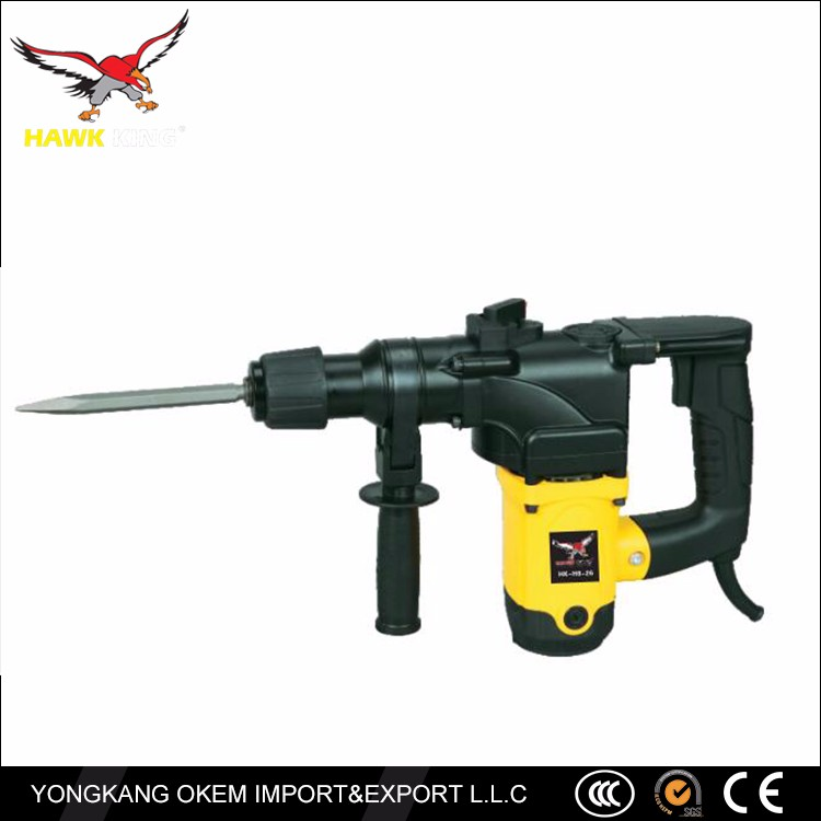 2017 Good Price 26mm electric hammer drill machine