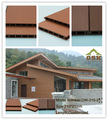 wood plastic composite fence panels