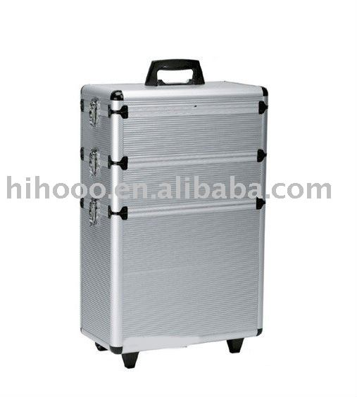 Trolley Aluminum tool bag,tool case