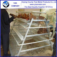 china manufacturer Outdoor Chicken Cage/Industrial Metal chicken cages