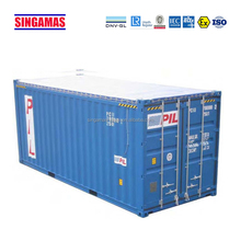 20feet High Cube Open Top Container Price Cargo Unit