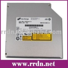 Genuine Original HL GSA-T50L Internal SATA Slim DVD Writer - Tray Load fits many HP, Toshiba, Dell, Compaq, NEC, Acer, A