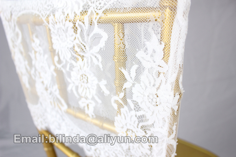 high quality chiavari wedding chair covers manufactured in China
