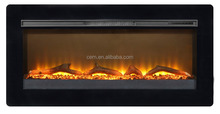 49Inch Length Larger Electric Fireplace Wall Mounting