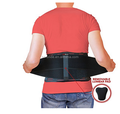 Lumbar Support Back Brace with Removable
