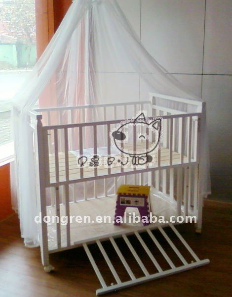 Baby toddler bed crib canopy tent mosquito net nets buy for Baby crib net