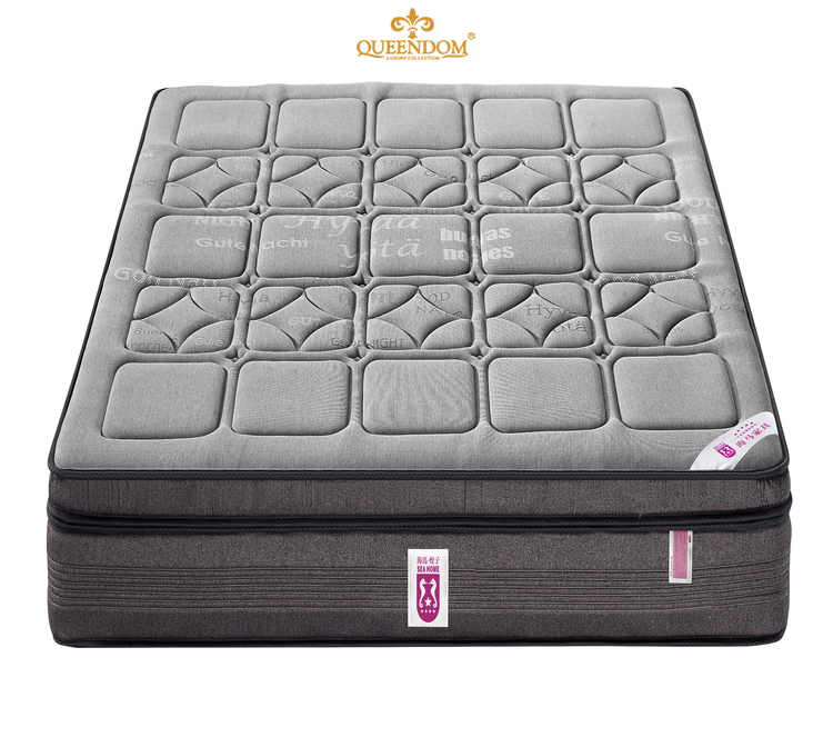 5 Supported memory foam wholesale mattress in box used hotel mattresses at 18 cm height - Jozy Mattress | Jozy.net