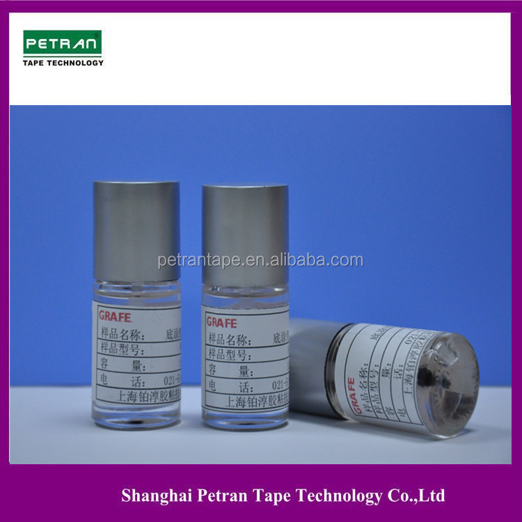 High adhesion tape Primer for glass, coupling agent for polyurethane adhesive and sealant 981