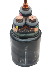 Medium Voltage Cu/Xlpe/Swa/Pvc Power Cable Earth Wire 4 Core 50 Sq Mm 120mm Xlpe Insulated 95mm Copper Cable