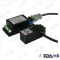 High power green diode laser 2W with TEC control