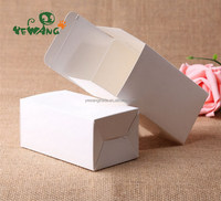 Unique style top quality gift paper box with pet window