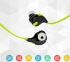 v4.1 QY7 fashion wireless bluetooth stereo earphones for sporting