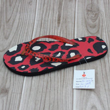 woman flip flop slipper with PE sole