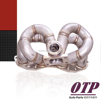 schedule 40 turbo manifold for sr20det