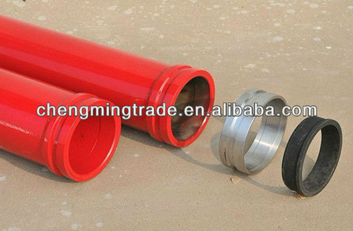 Concrete Delivery Pump Pipe Schwing spare parts,zoomlion spare