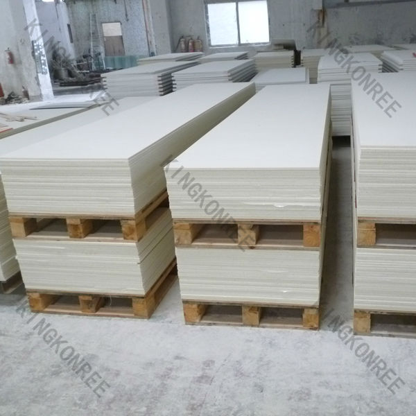 acrylic resin solid surface, KKR non-porous polymer sheets