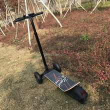 2018 hot sale fashional electric scooter for trave and sand beach entertainment