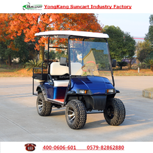 Hot sale 4 seater electric golf cart ,electric hunting golf cart for sale,electric sightseeing golf cart