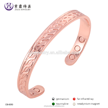 Health jewelry magnetic xyloband led controller bracelet