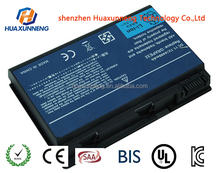Laptop battery for Acer replacement for TravelMate 5520 TM00741