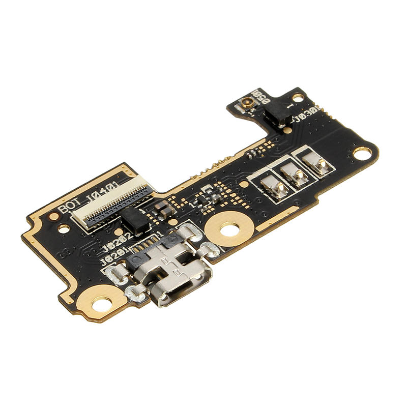 1PC Brand new Microphone Mic + USB Charging Port Flex Cable Durable in use Acoustic Components