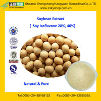 GMP Certified Pure Soybean Isoflavones Supplier