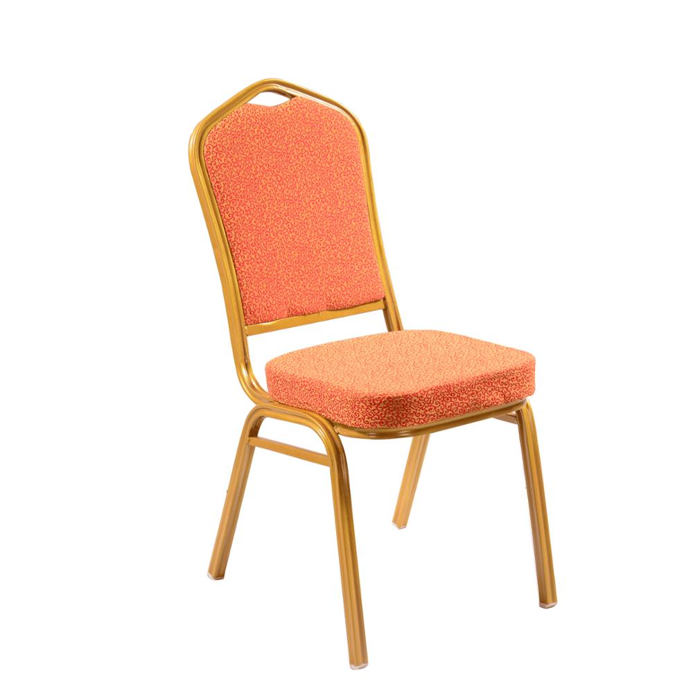 Cheap rental banquet yellow chairs for sale with small MOQ
