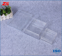 plastic injection mold tooling for transparent plastic case