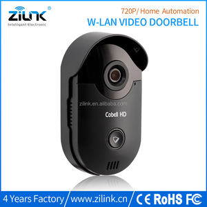 P2P smart home security doorbell camera, New cobell HD 3g 4g, wifi camera video door phone