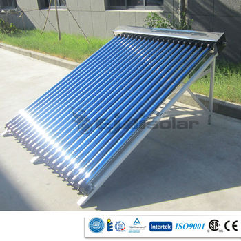 Project Application Solar Thermal Collector