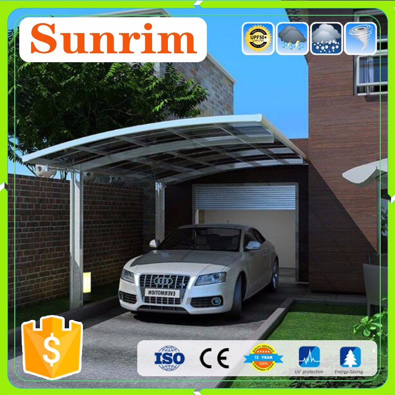 15 Years Warranty cheap price metal japanese carport garages