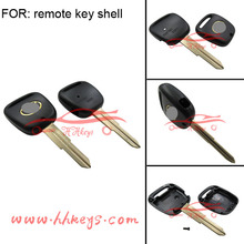 Toyota Prado 1 buttons Remote Key Shell Toy43 Blade with Toyota Land Cruiser Key